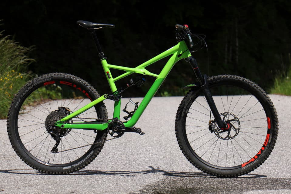 Specialized Enduro Comp 29 FRO módra